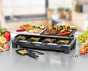 Rommelsbacher Raclette Grill